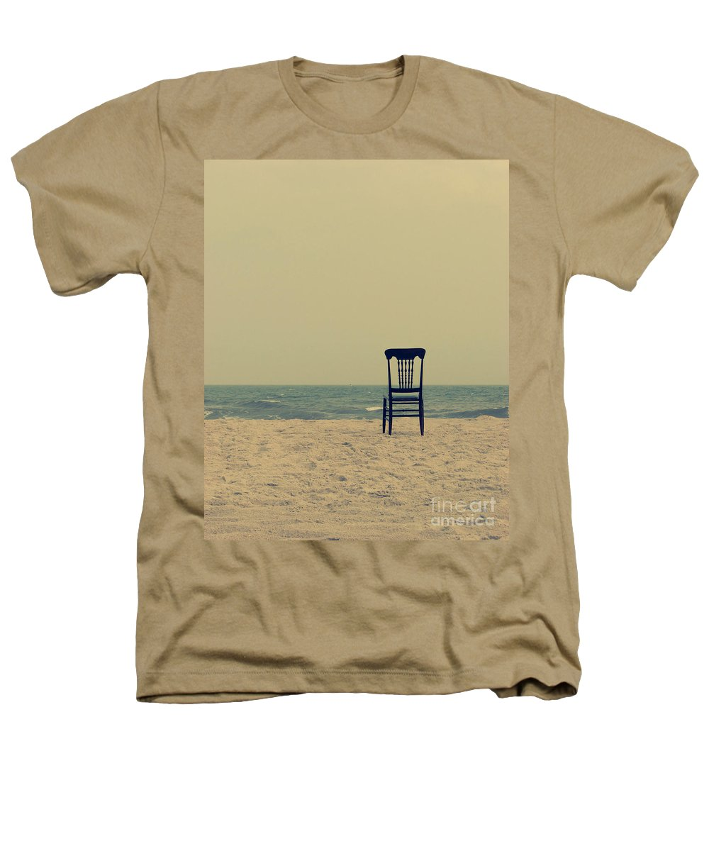 Ocean Heathers T-Shirt featuring the photograph Until Tomorrow And Tomorrow And Tomorrow by Dana DiPasquale