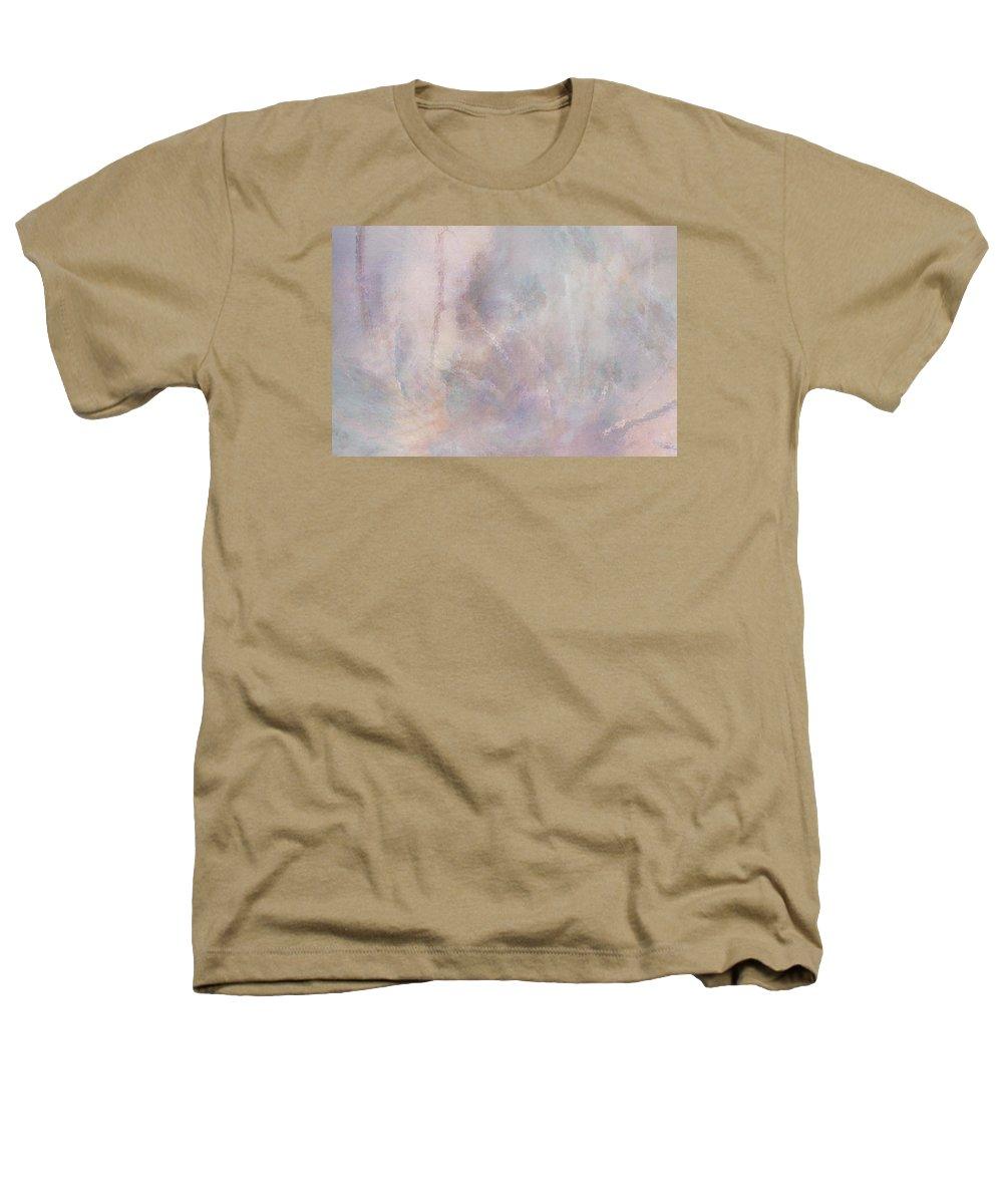 Digital Art Heathers T-Shirt featuring the digital art Vanishing Act by Linda Murphy