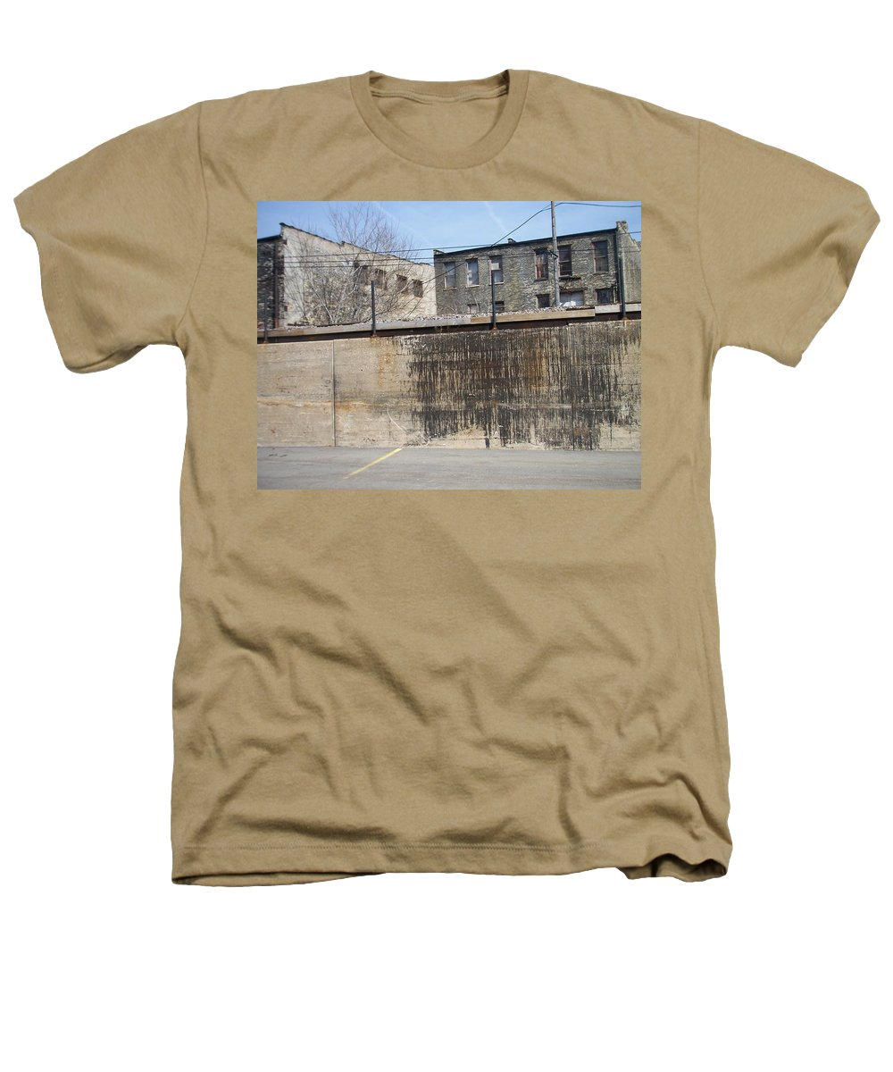 Walker's Point Heathers T-Shirt featuring the photograph Walker's Point 3 by Anita Burgermeister