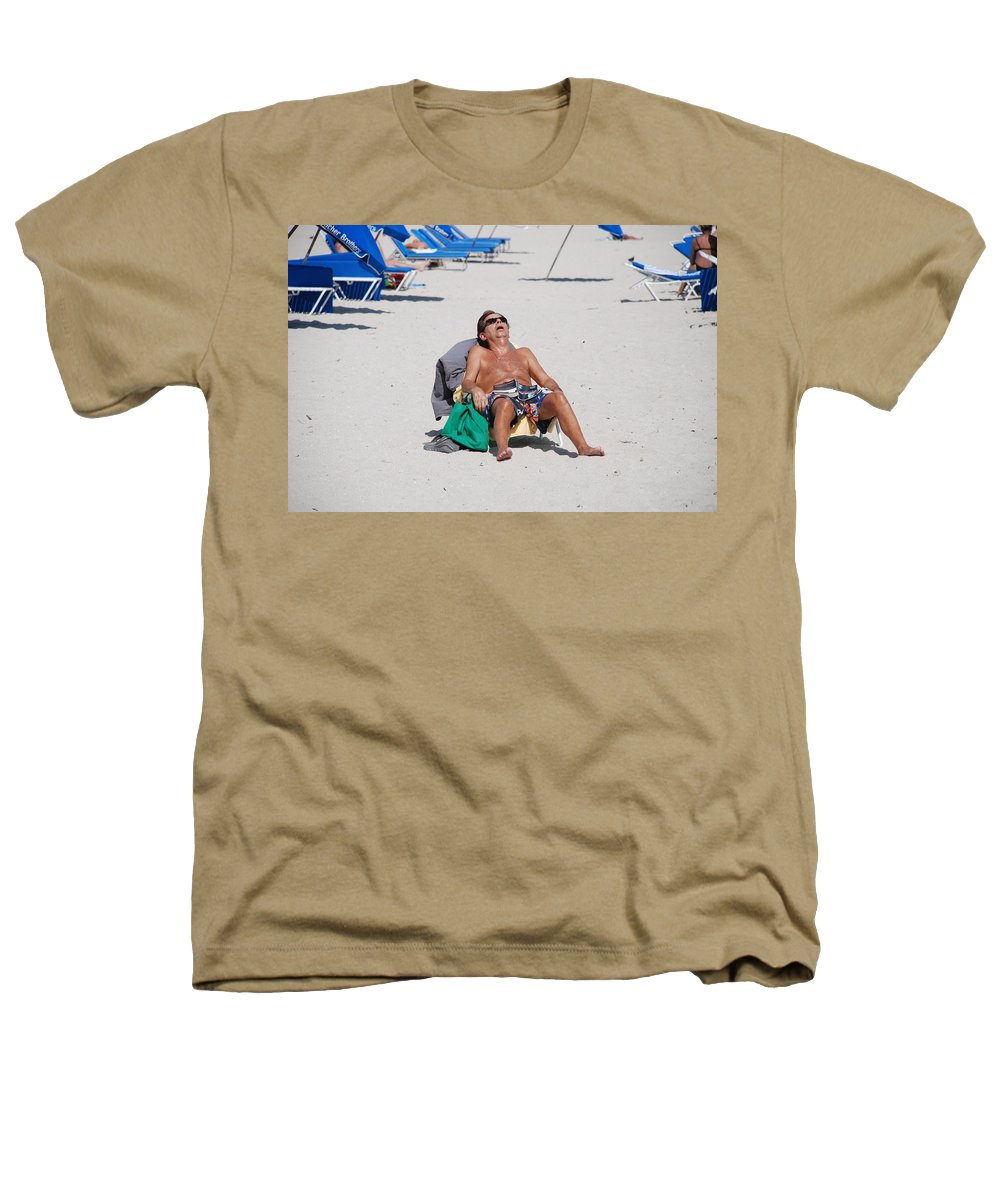 Beach Heathers T-Shirt featuring the photograph Weekend At Bernies by Rob Hans