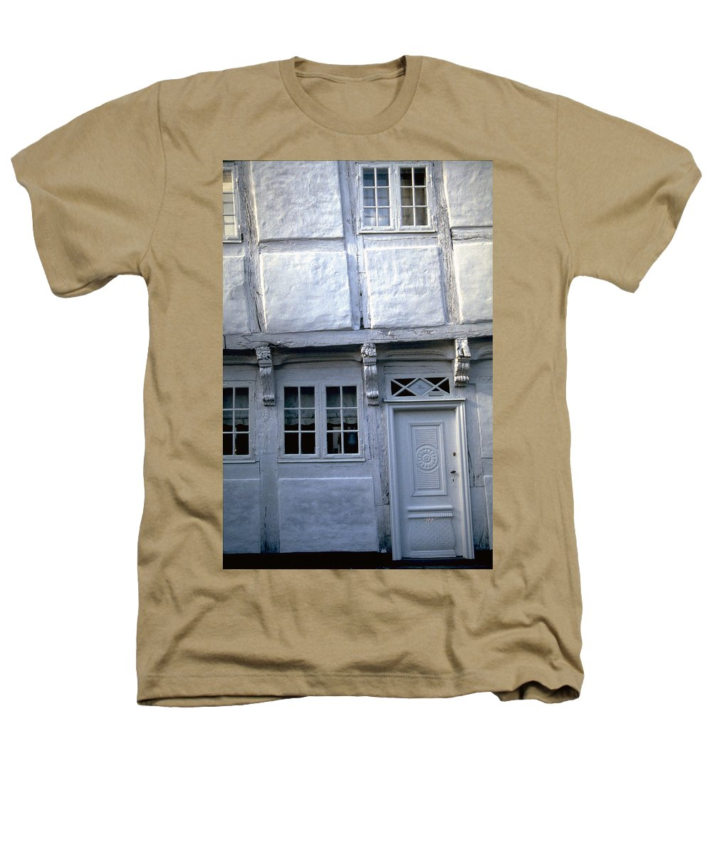 White House Heathers T-Shirt featuring the photograph White House by Flavia Westerwelle