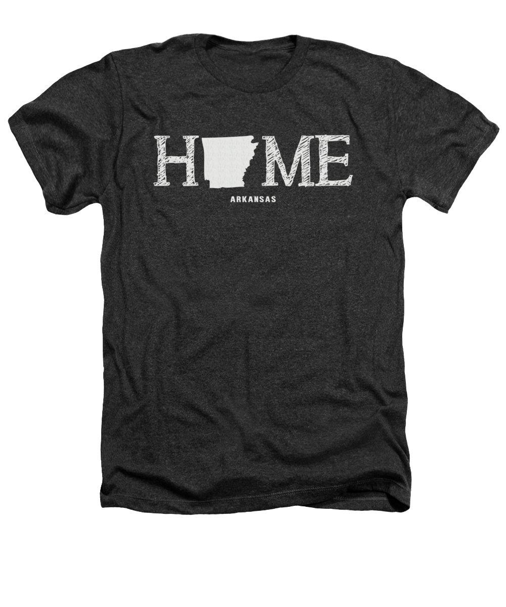 University Of Arkansas Heathers T-Shirts