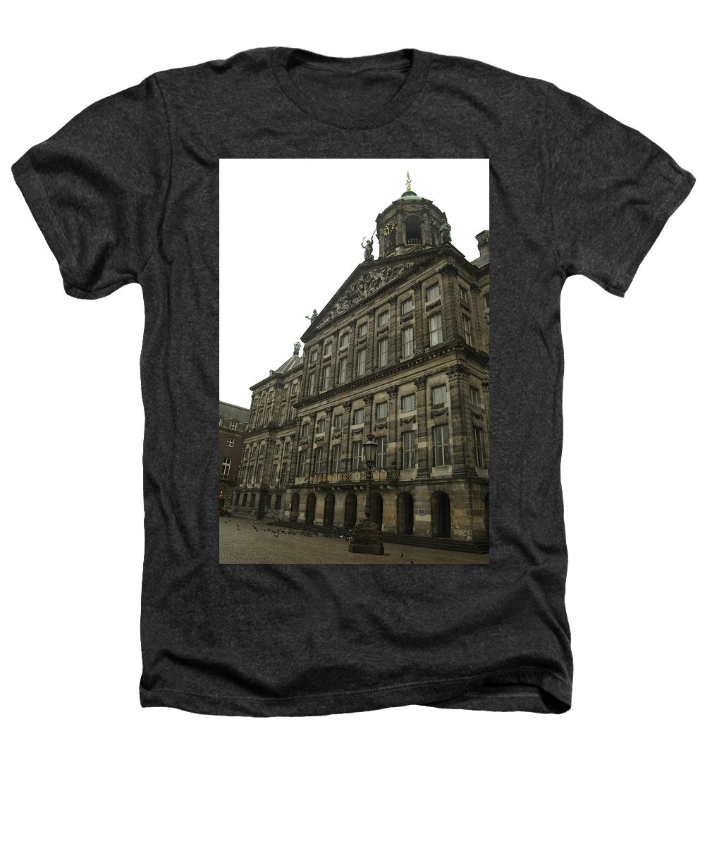 Landscape Heathers T-Shirt featuring the photograph Dnrh1107 by Henry Butz