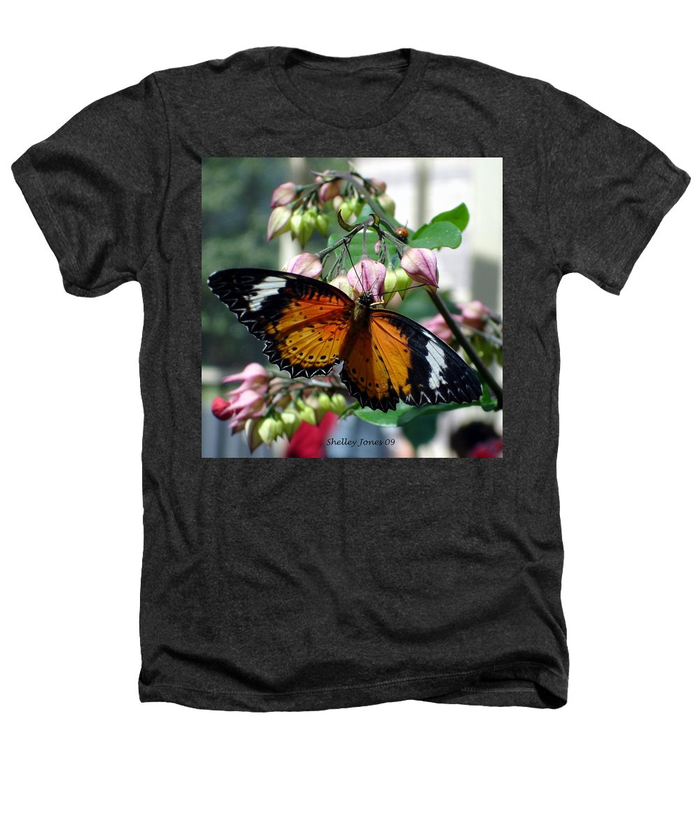 Photography Heathers T-Shirt featuring the photograph Friends Come In Small Packages by Shelley Jones