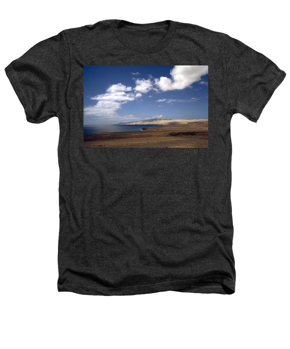 Fuerteventura Heathers T-Shirt featuring the photograph Fuerteventura II by Flavia Westerwelle