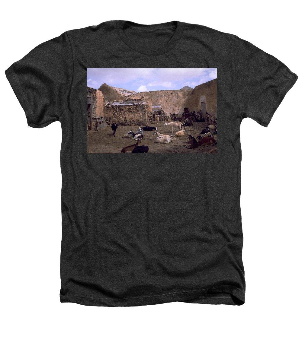 Fuerteventura Heathers T-Shirt featuring the photograph Fuerteventura IIi by Flavia Westerwelle