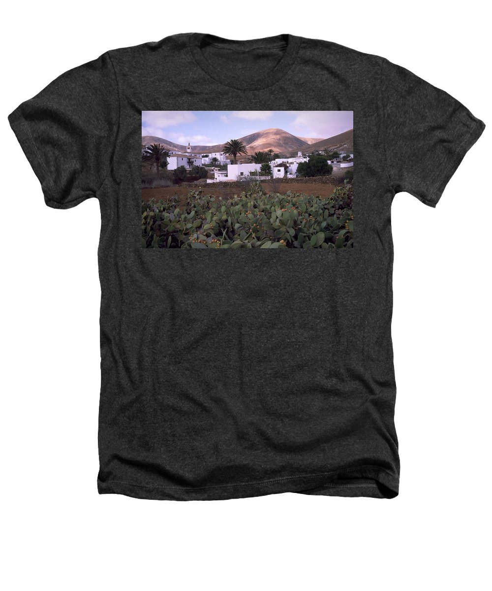Fuerteventura Heathers T-Shirt featuring the photograph Fuerteventura Iv by Flavia Westerwelle