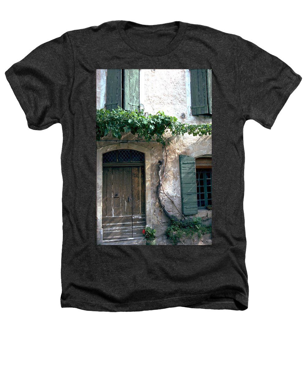 Grapevine Heathers T-Shirt featuring the photograph Grapevine by Flavia Westerwelle