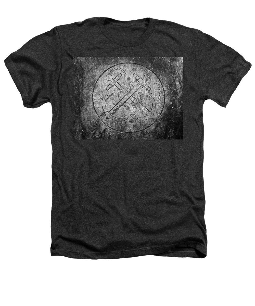 Irish Heathers T-Shirt featuring the photograph Grave Of Cadet Soady Macroom Ireland by Teresa Mucha