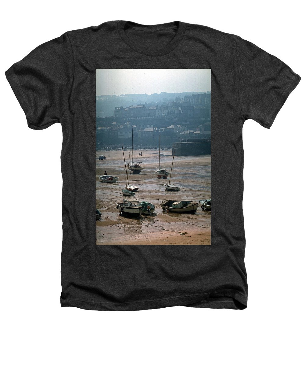 Great Britain Heathers T-Shirt featuring the photograph Harbor IIi by Flavia Westerwelle