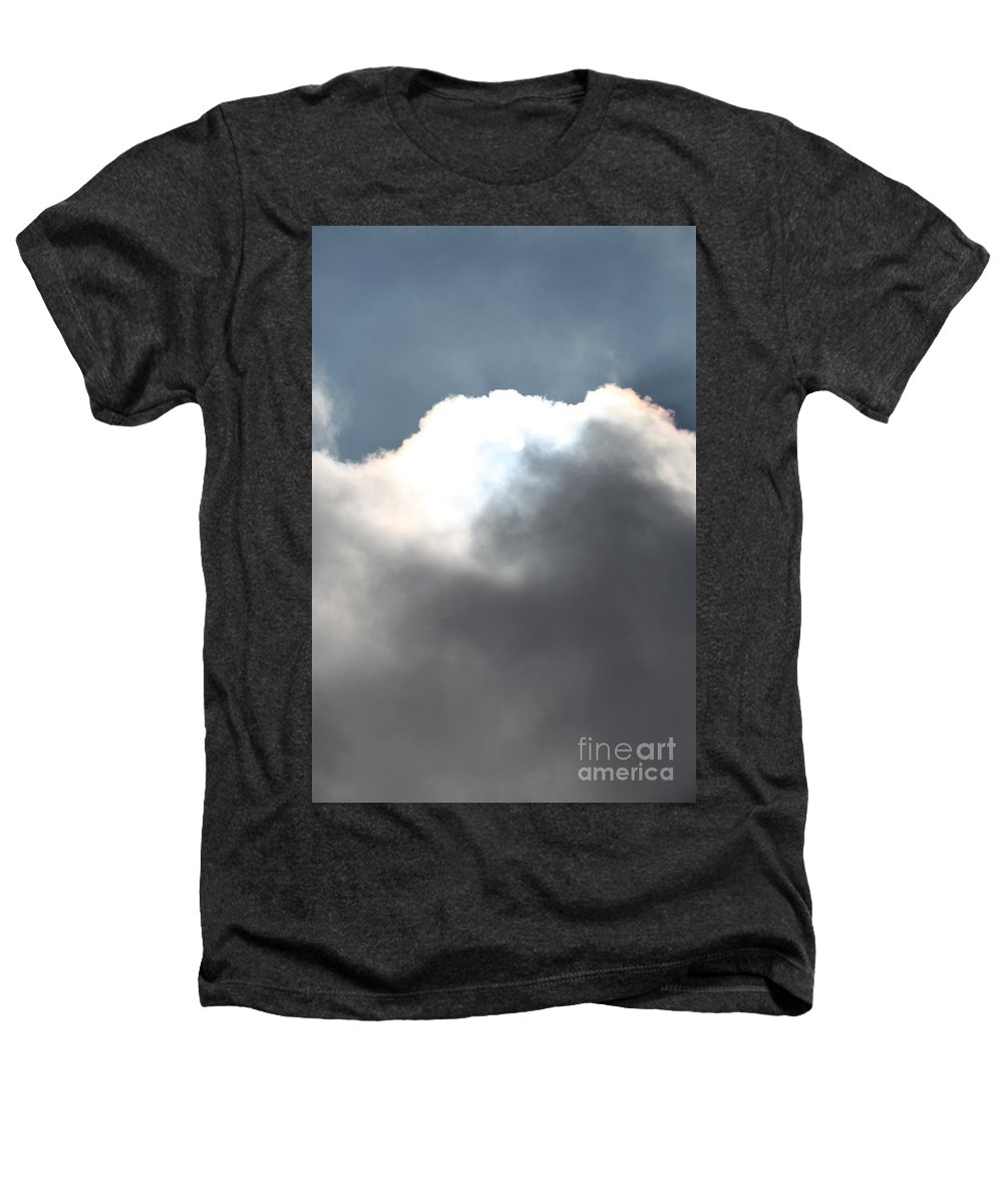 Hope Heathers T-Shirt featuring the photograph Hope by Nadine Rippelmeyer