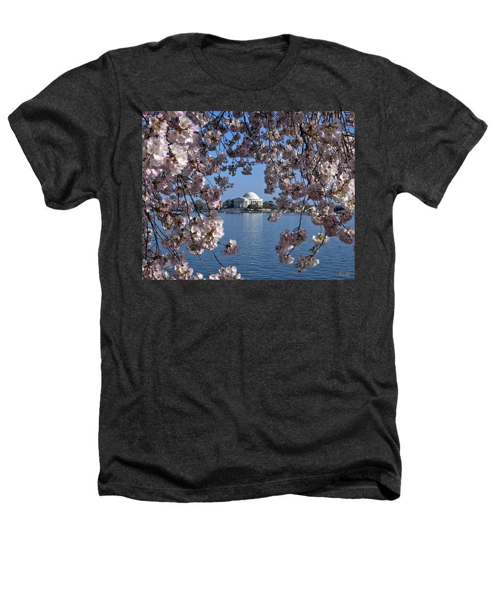 Jefferson Memorial Heathers T-Shirts