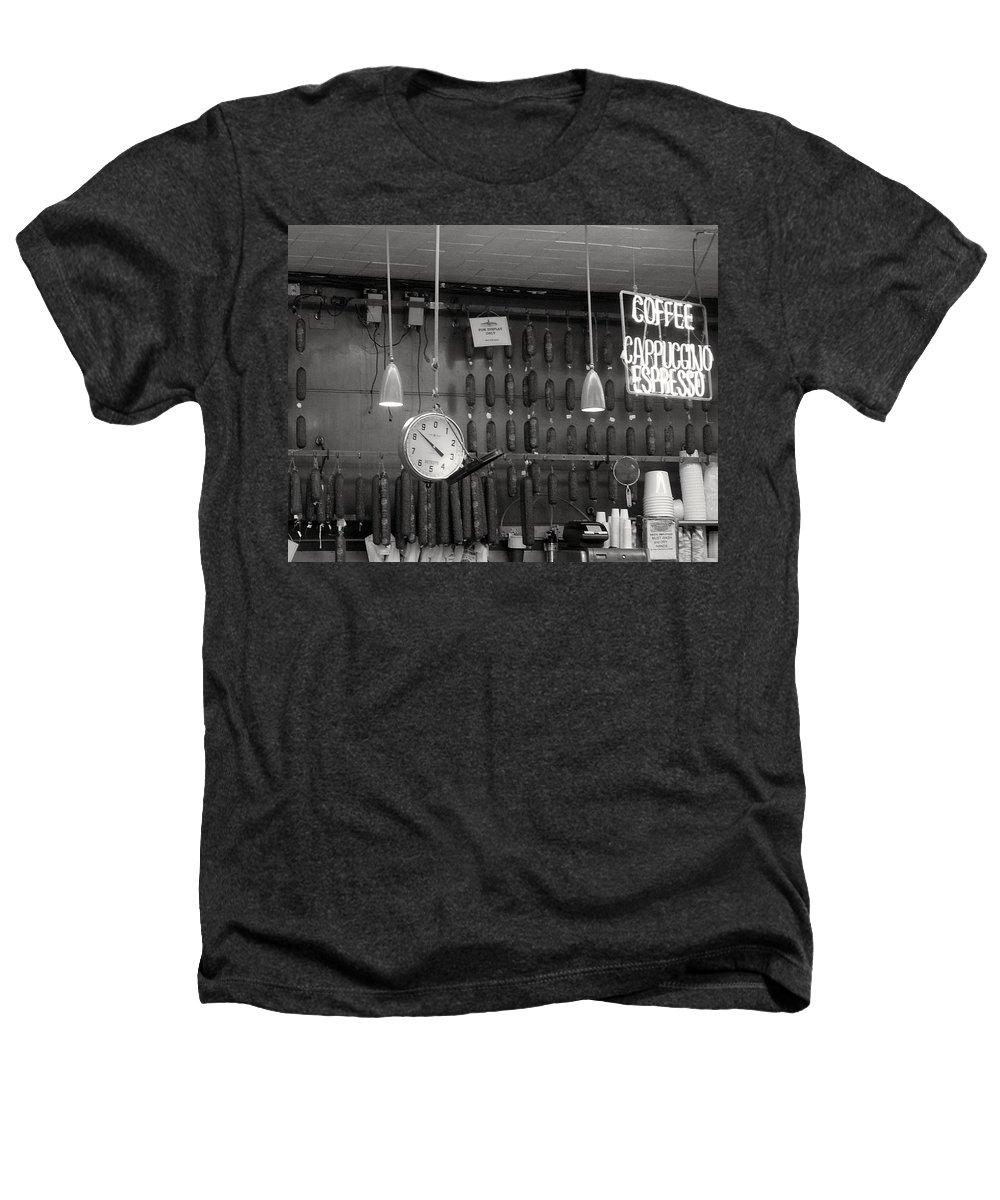 Deli Heathers T-Shirt featuring the photograph Katz Deli by Debbi Granruth