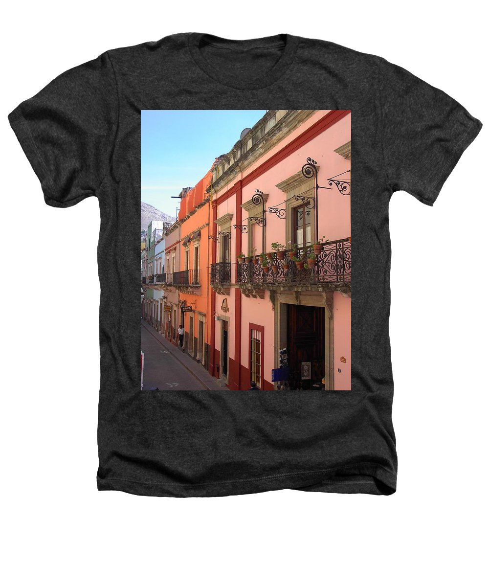 Charity Heathers T-Shirt featuring the photograph Mexico by Mary-Lee Sanders