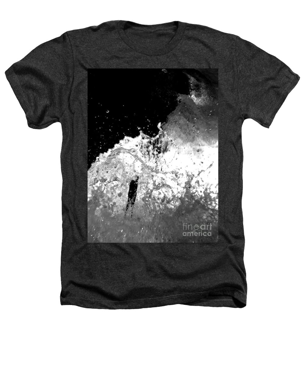 Water Heathers T-Shirt featuring the photograph Natural Power by Amanda Barcon