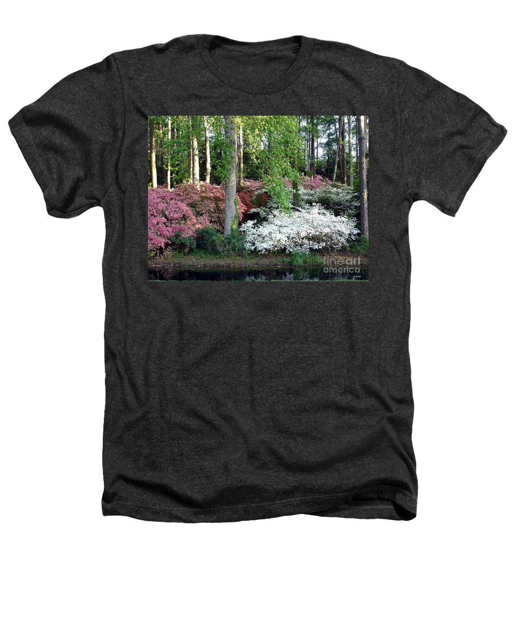 Landscape Heathers T-Shirt featuring the photograph Nature 2 by Shelley Jones