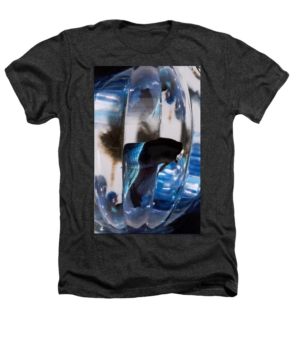 Abstract Heathers T-Shirt featuring the photograph panel three from Swirl by Steve Karol