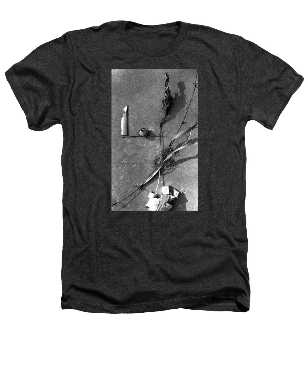 Still Life Heathers T-Shirt featuring the photograph Still Forms by Ted M Tubbs