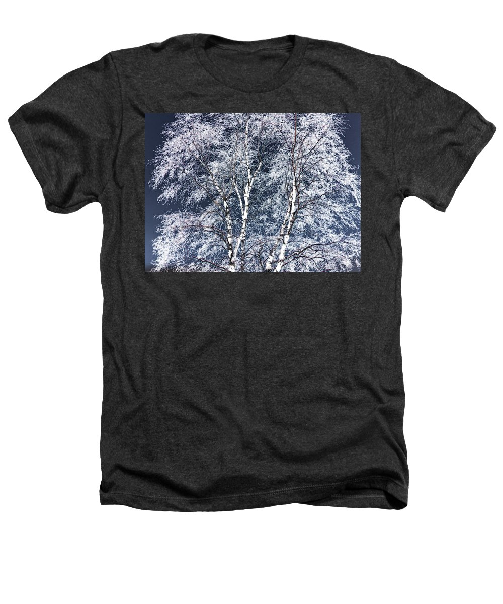 Tree Heathers T-Shirt featuring the digital art Tree Fantasy 14 by Lee Santa