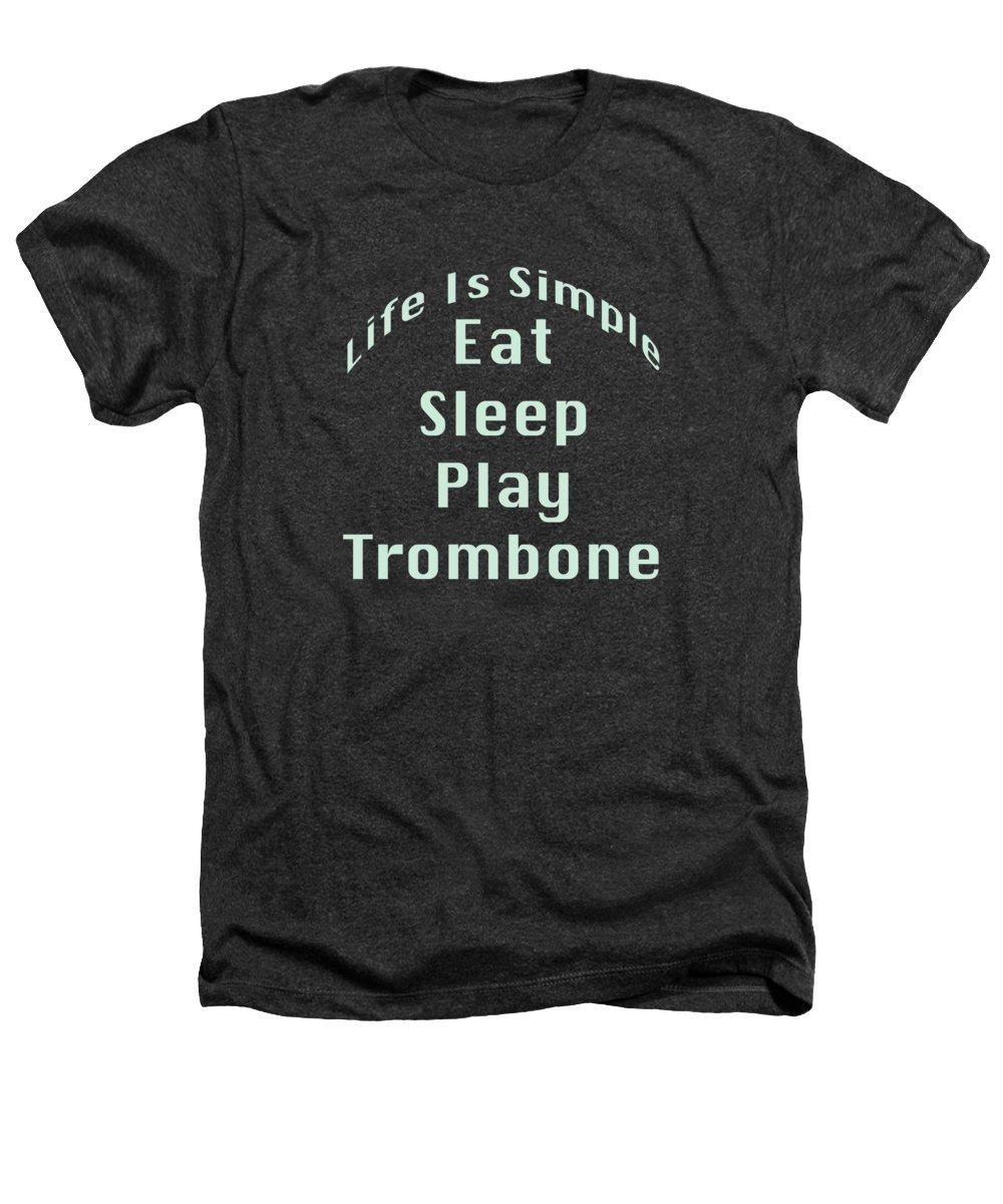 Trombone Heathers T-Shirts