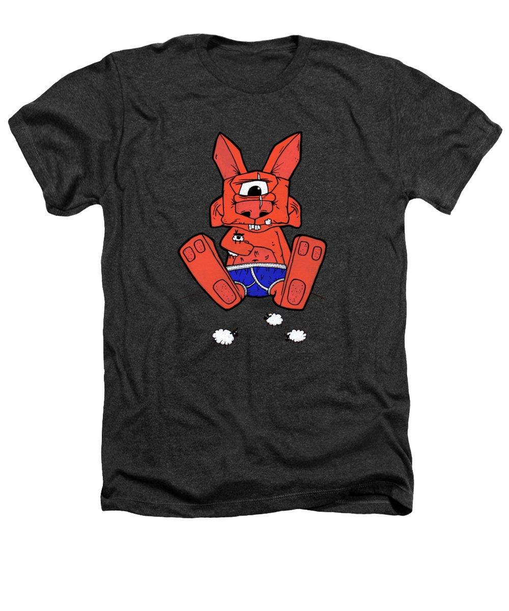 Cyclops Heathers T-Shirts