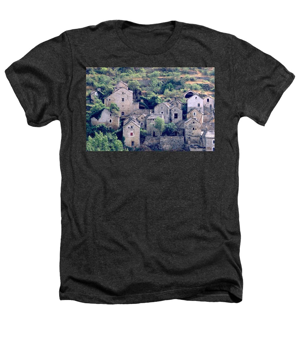 Village Heathers T-Shirt featuring the photograph Village by Flavia Westerwelle