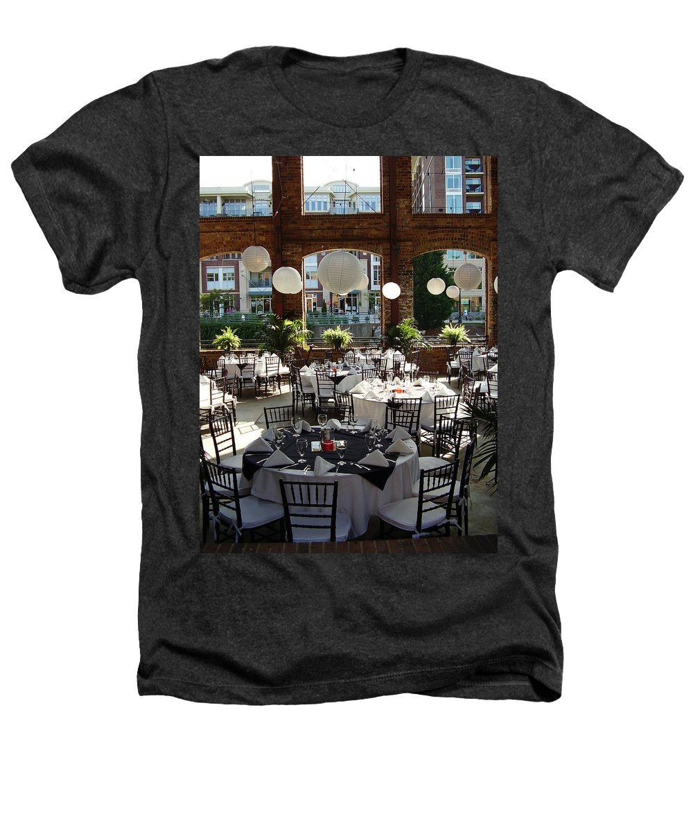 Markley Carriage Heathers T-Shirt featuring the photograph Wedding by Flavia Westerwelle