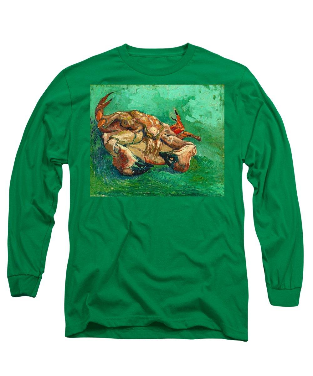 Chela Paintings Long Sleeve T-Shirts