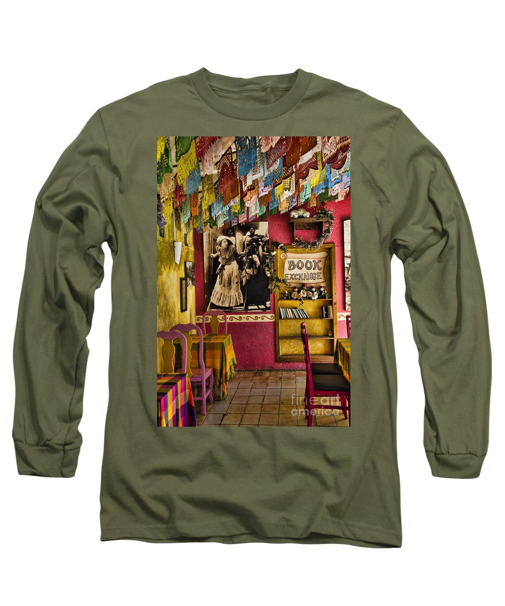 San Jose Del Cabo Long Sleeve T-Shirt featuring the photograph San Jose Del Cabo by David Smith