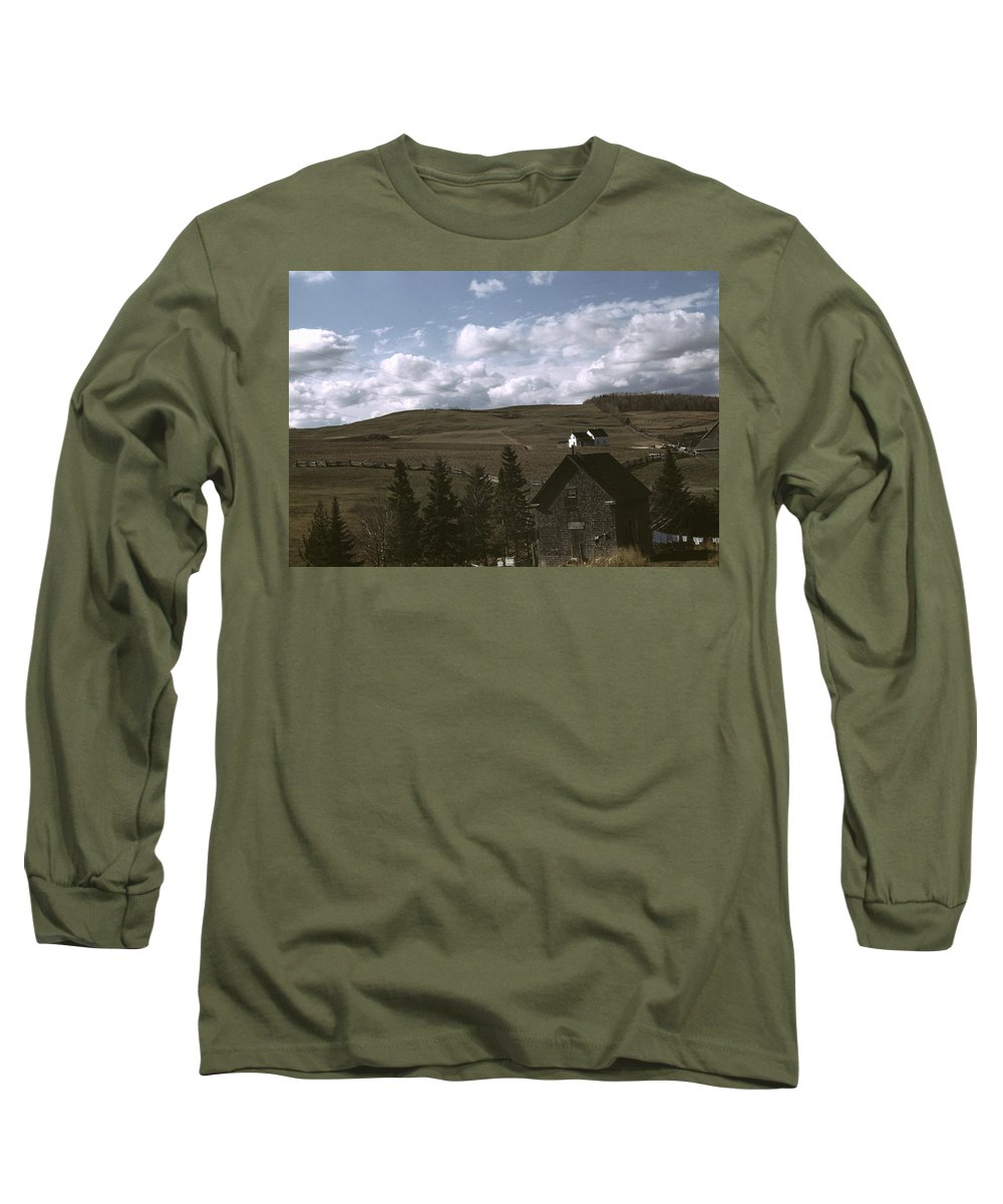 Aroostook County Long Sleeve T-Shirts