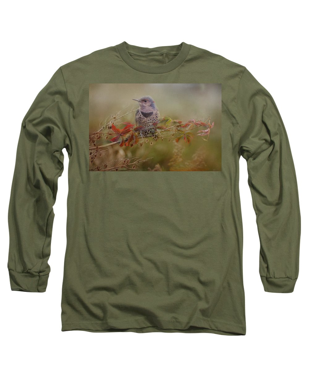 Northern Flicker Long Sleeve T-Shirts