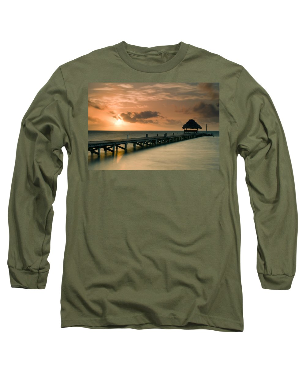 Belize Long Sleeve T-Shirts
