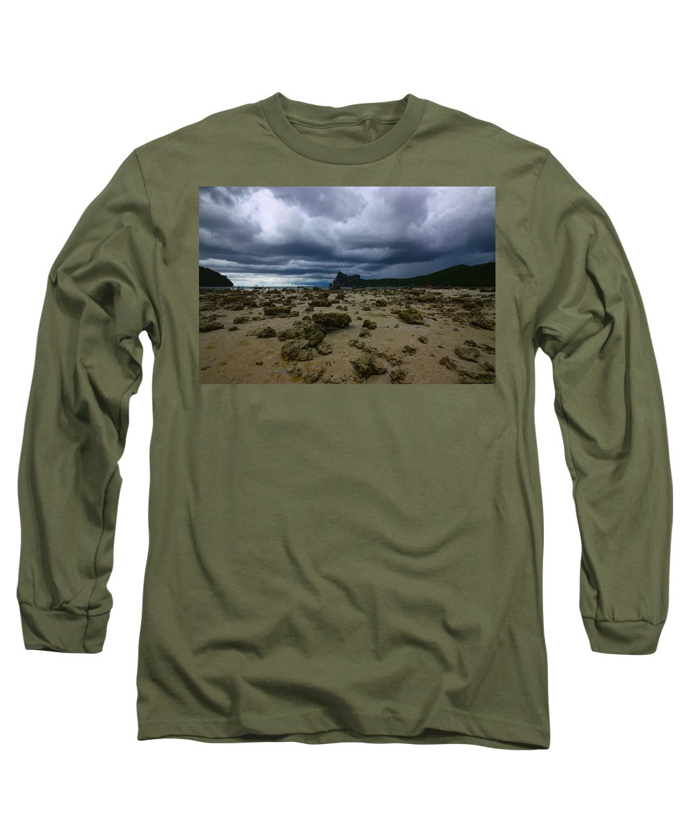 Phi Phi Island Photographs Long Sleeve T-Shirts