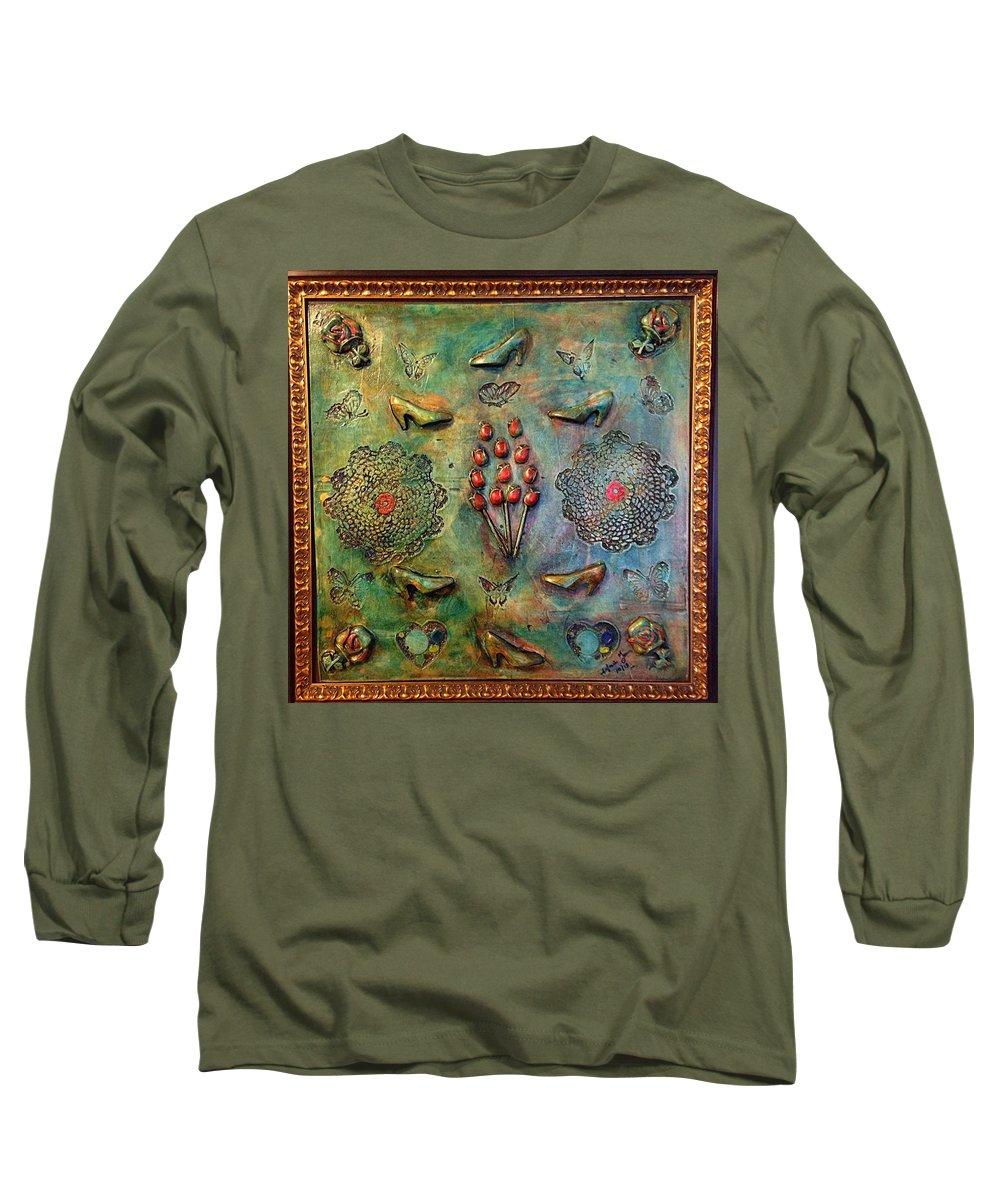 Alfredo Garcia Long Sleeve T-Shirts