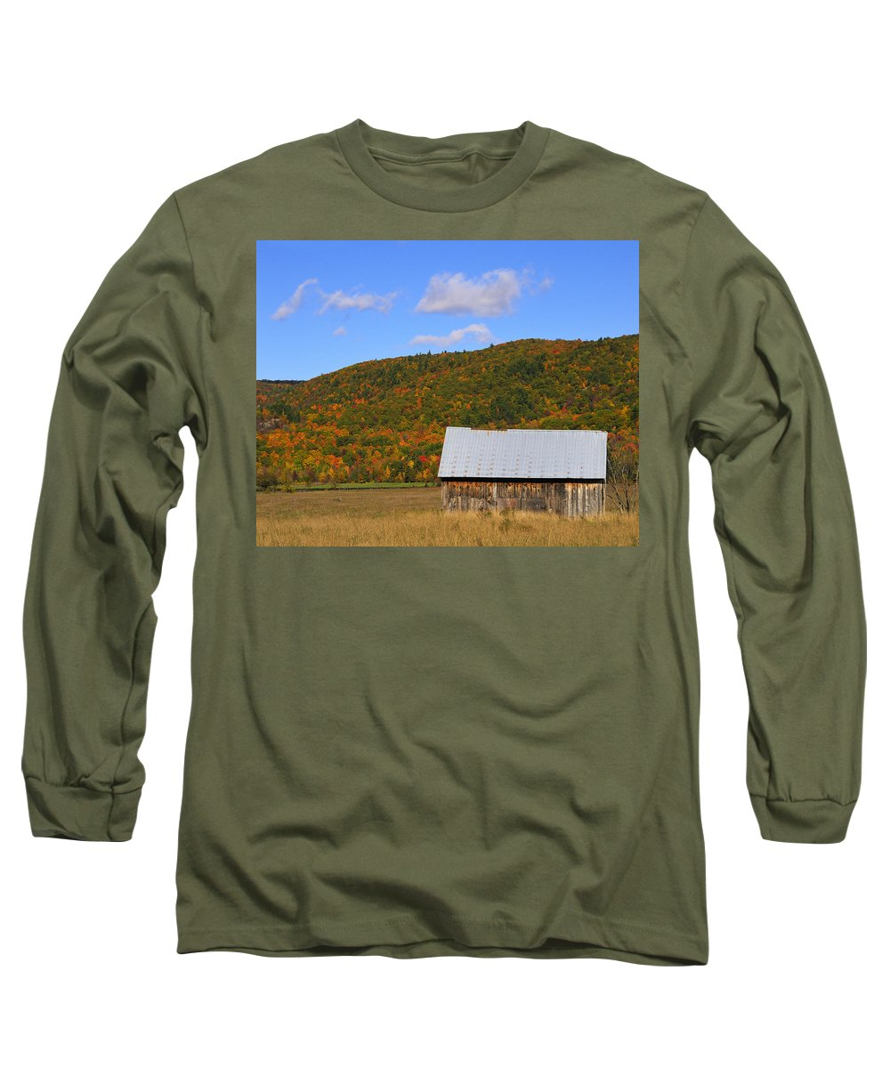 Gatineau Photographs Long Sleeve T-Shirts