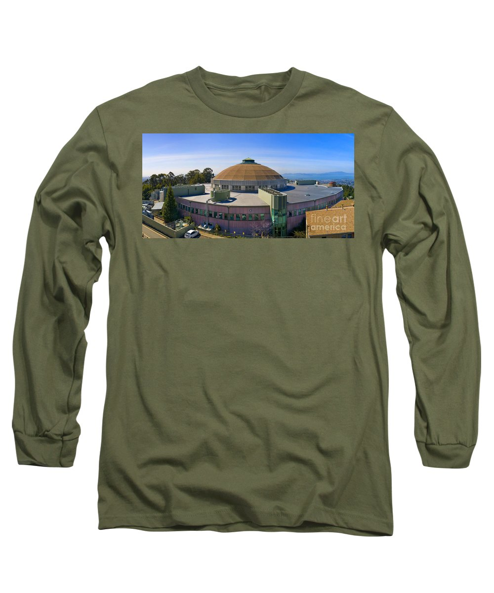 Science Long Sleeve T-Shirt featuring the photograph Advanced Light Source, Lbnl by Science Source