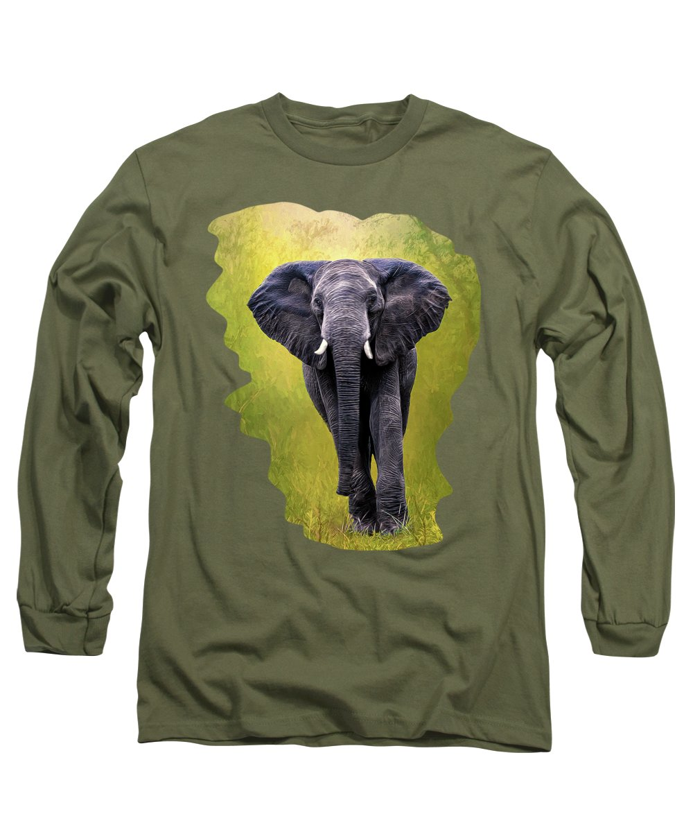 Kruger Photographs Long Sleeve T-Shirts