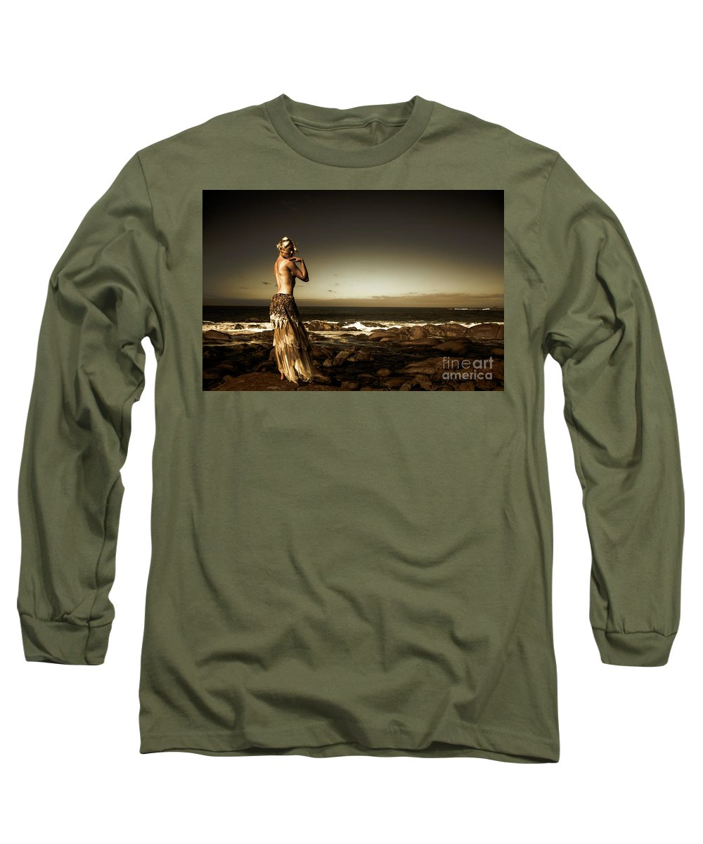 Remote Long Sleeve T-Shirts