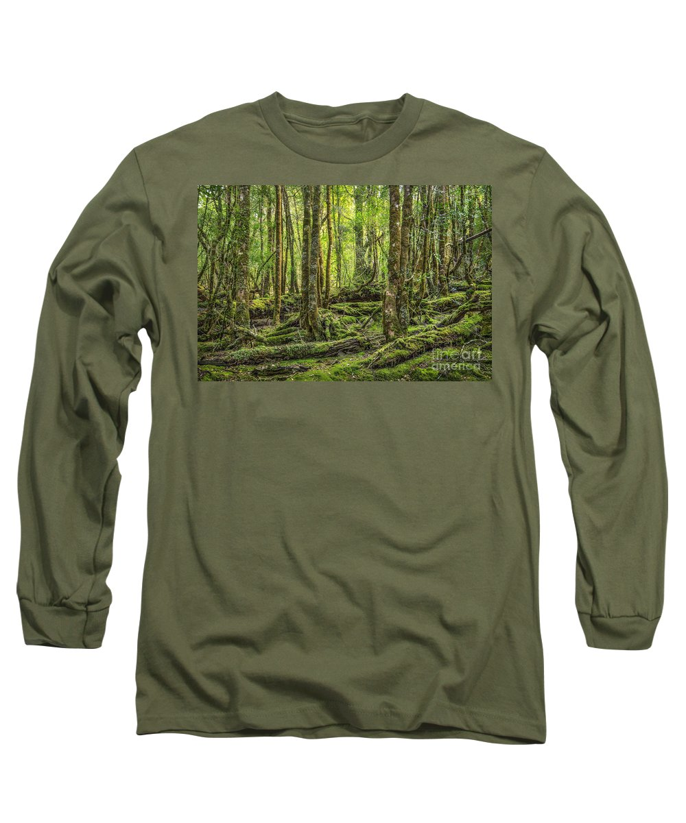 Overgrown Long Sleeve T-Shirts