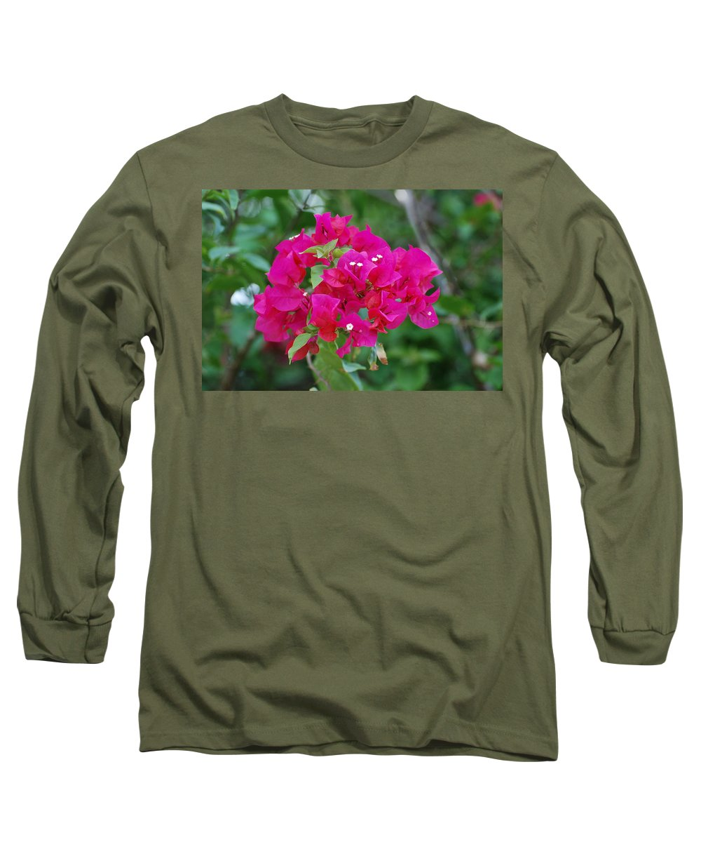 Flowers Long Sleeve T-Shirt featuring the photograph Flowers by Rob Hans
