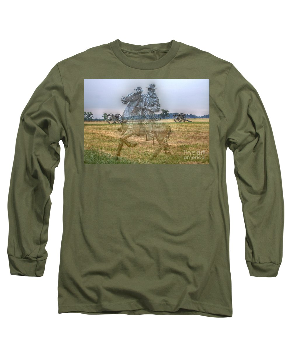 Army Of The Potomac Long Sleeve T-Shirts