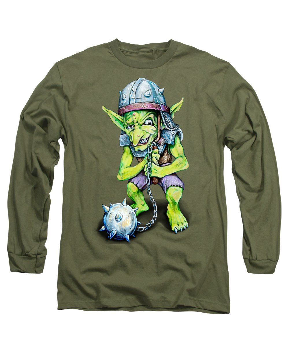 Dungeon Long Sleeve T-Shirts