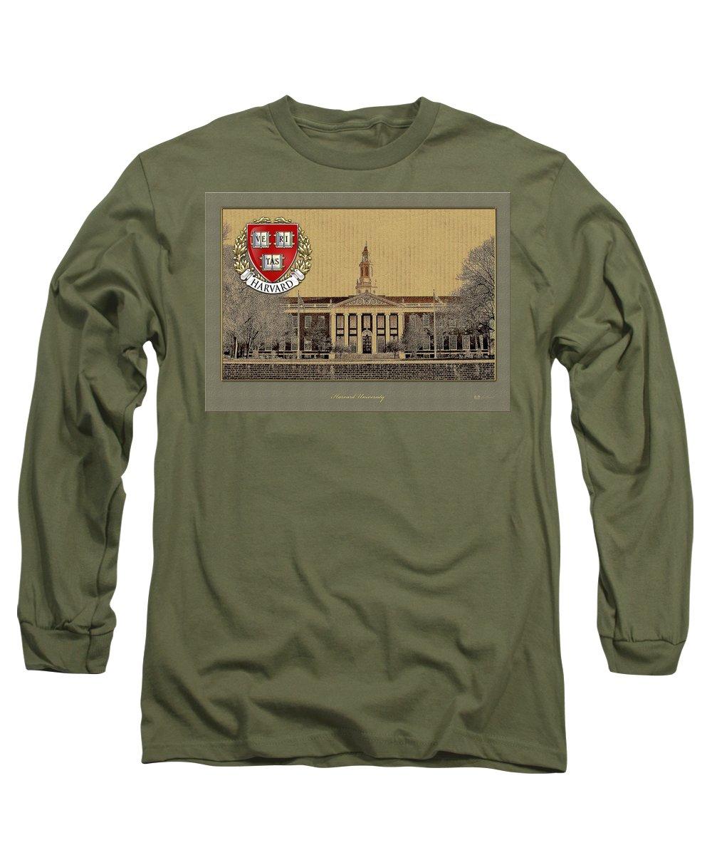 Universities Long Sleeve T-Shirts