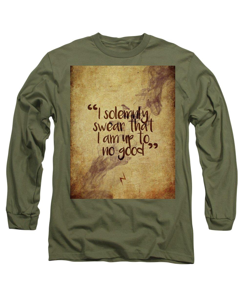 Snape Long Sleeve T-Shirts