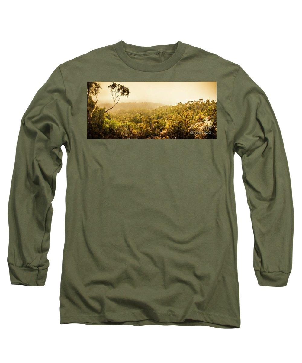 Moorland Long Sleeve T-Shirts