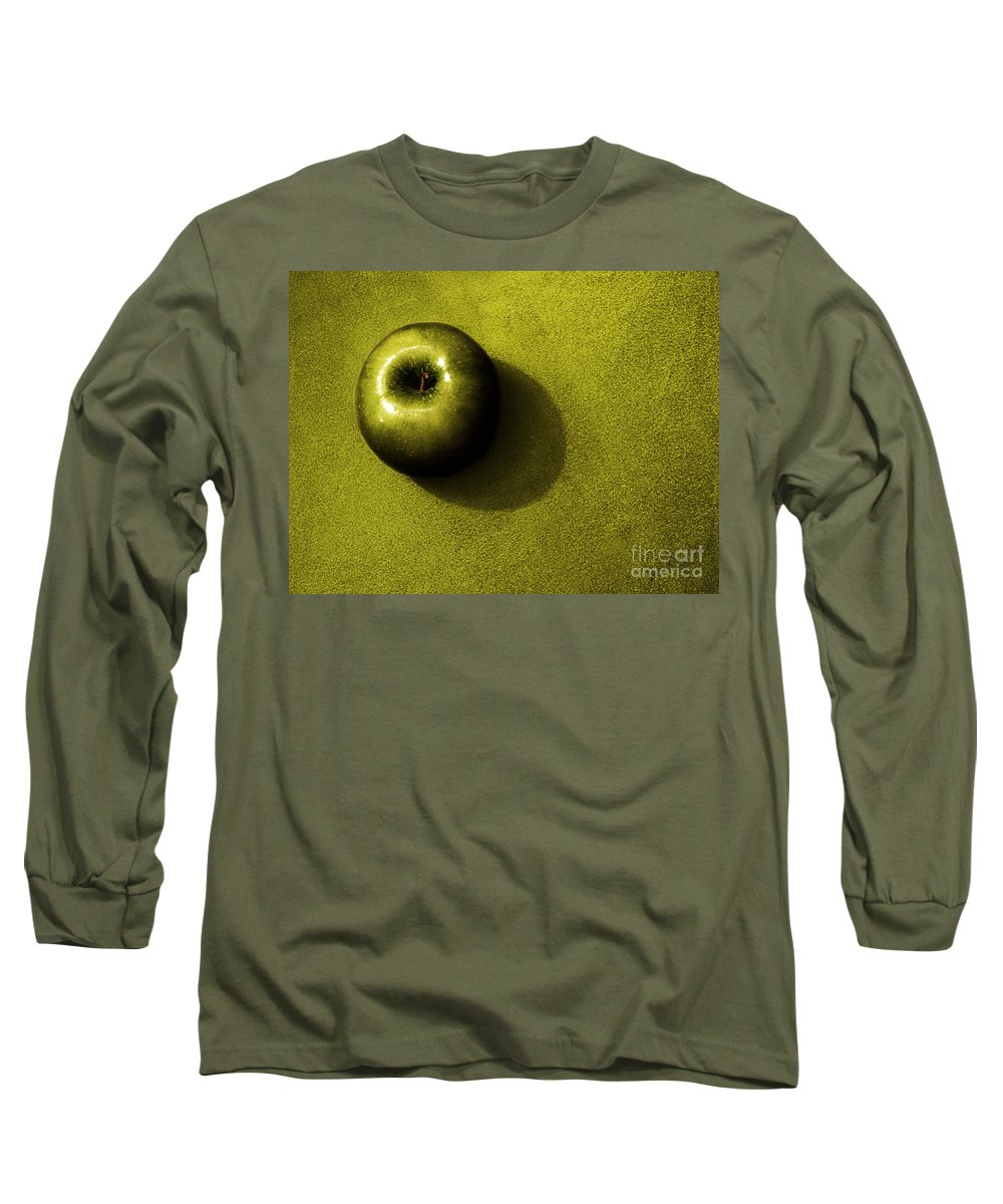 Life Long Sleeve T-Shirt featuring the photograph Monastery by Dana DiPasquale