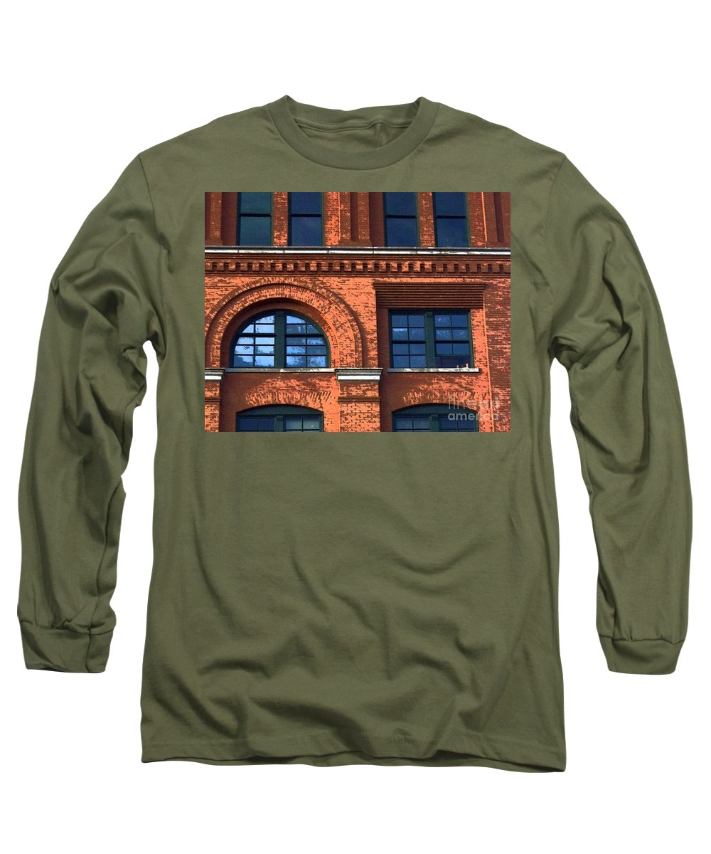 6th Floor Museum Long Sleeve T-Shirt featuring the photograph Never Forget Jfk by Debbi Granruth