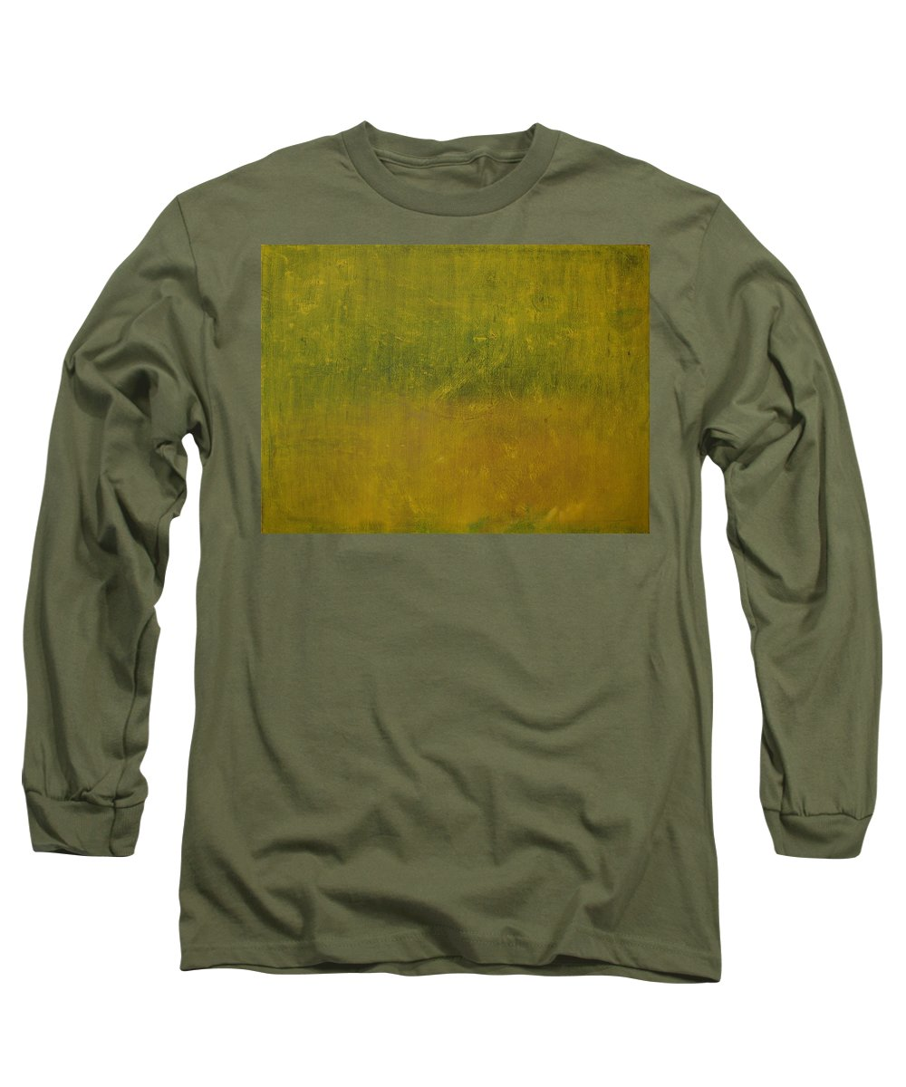 Jack Diamond Long Sleeve T-Shirt featuring the painting Reflections Of A Summer Day by Jack Diamond