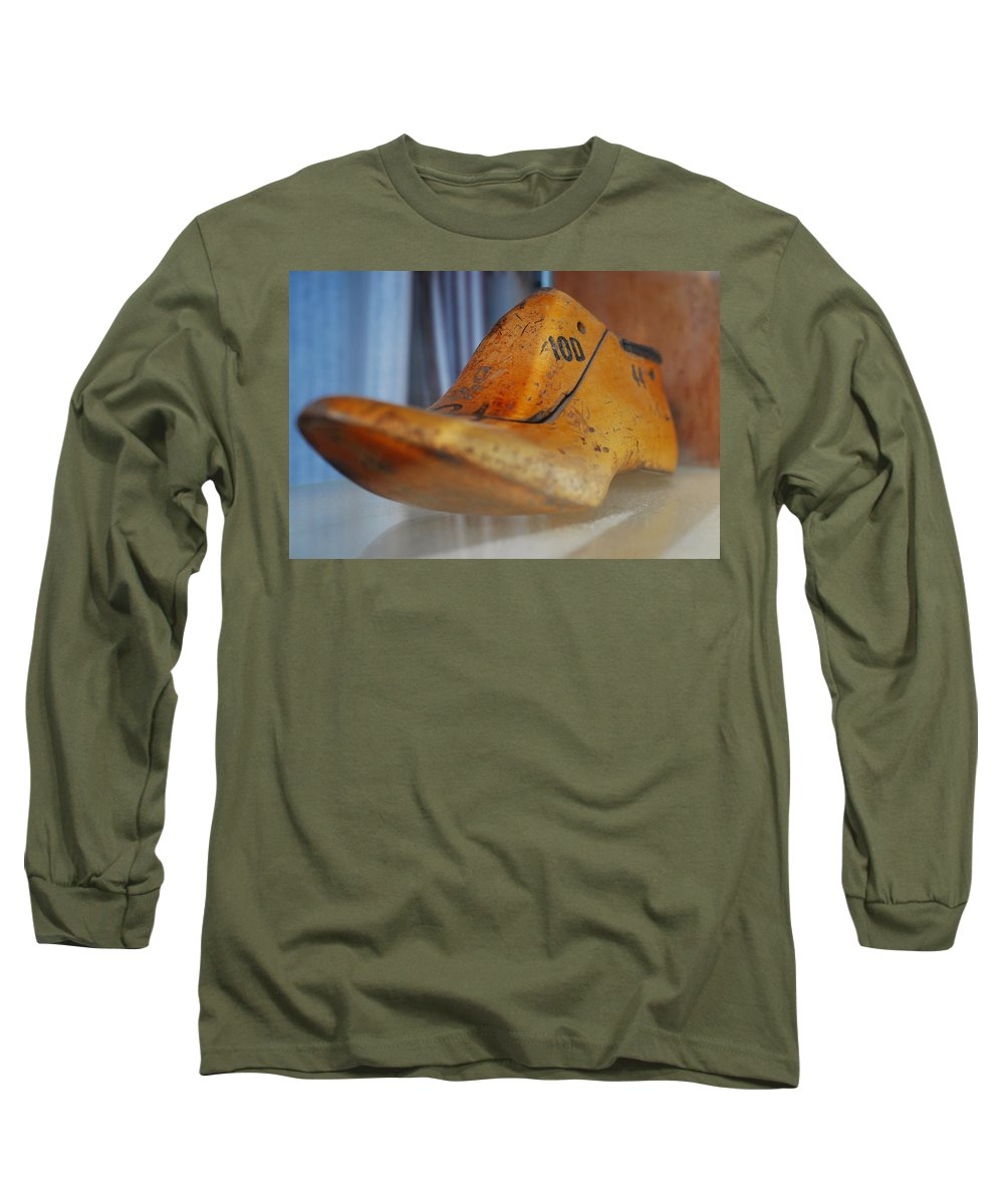 Wooden Long Sleeve T-Shirt featuring the photograph Shape Shifter by Skip Hunt