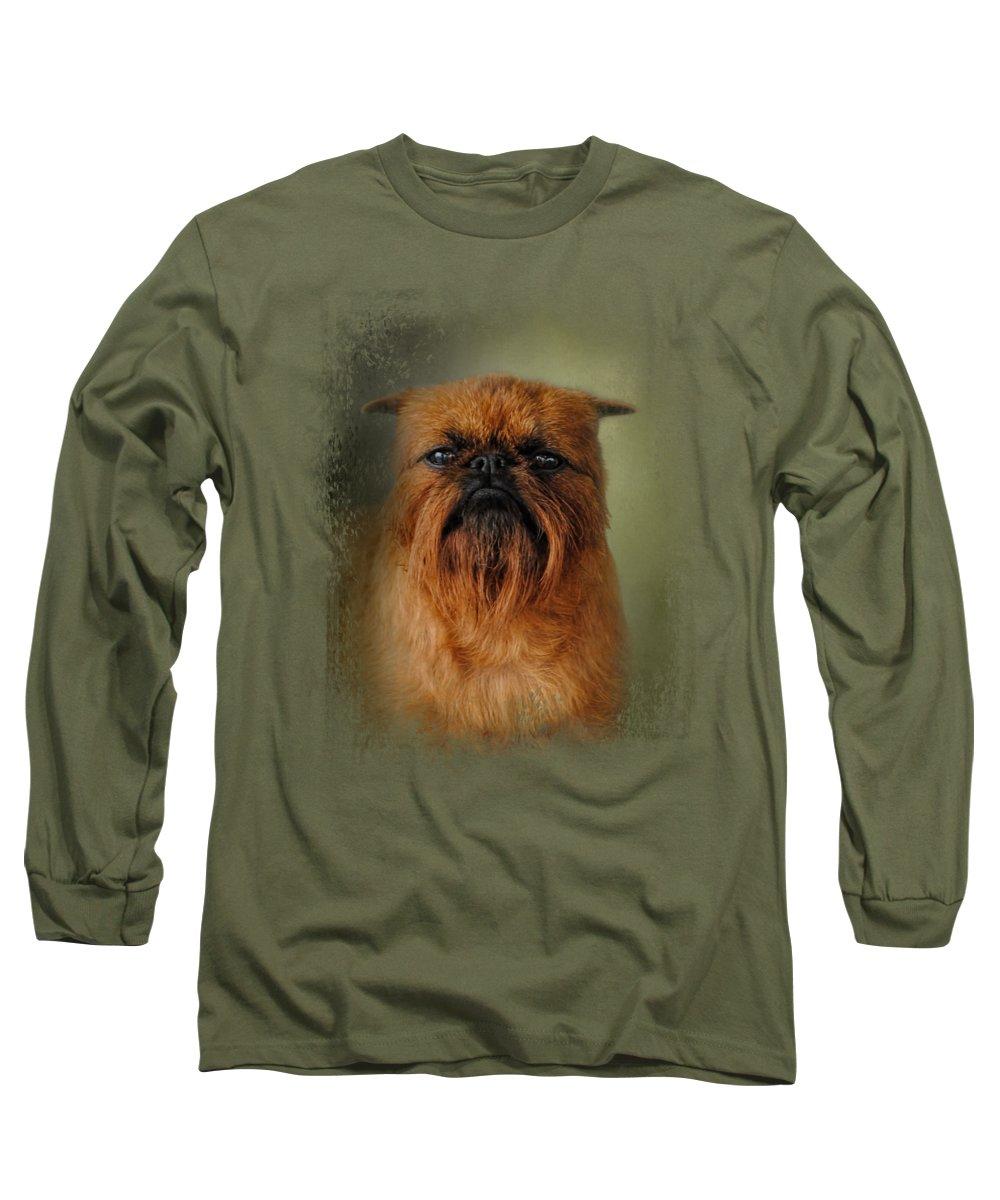 Griffon Long Sleeve T-Shirts